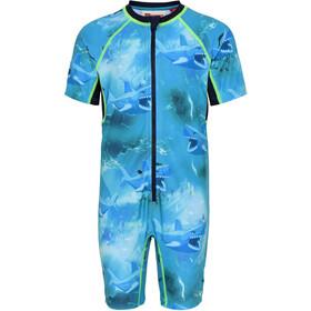 LEGO wear Lwanvik 301 Swimsuit with UPF Kids, blauw